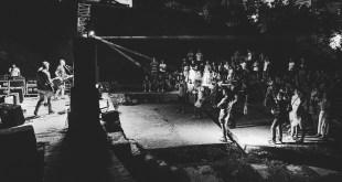 Prvi koncert Parampaščadi u Spužu! Sijevalo ispod mosta!