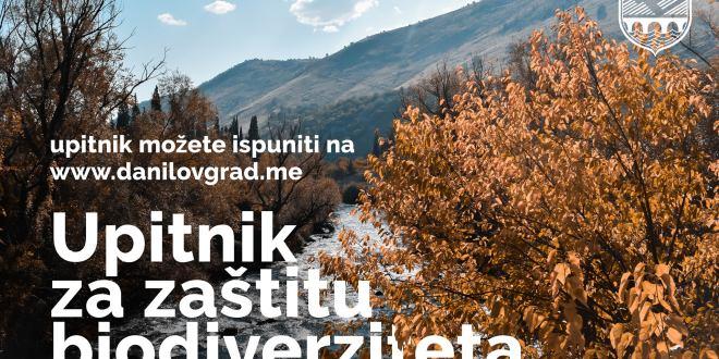 Lokalni akcioni plan za zaštitu biodiverziteta