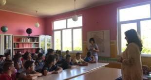 """Radionica u OŠ """"Milosav Koljenšić, Slap: """"Promocija pristupa pravdi za svu djecu u Crnoj Gori"""""""