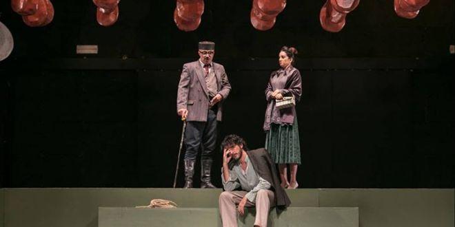 """Komedija """"Gospodska krv"""" u Centru za kulturu Danilovgrad"""