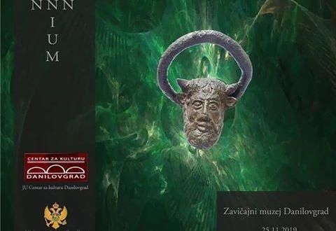 Centar za kulturu Danilovgrad organizuje izložbu pod nazivom YNEXEIA CONTINUUM-TRAJANJE