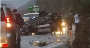 Udes na putu Nikšić – Danilovgrad: Dvije osobe povrijeđene, pušten saobraćaj