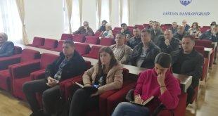 Javna rasprava o izgradnji kolektora u naselju Landža