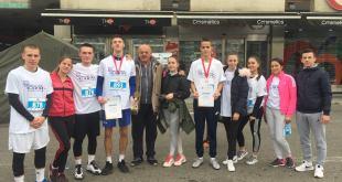 Danilovgradski atletičari nastavljaju sa uspjesima