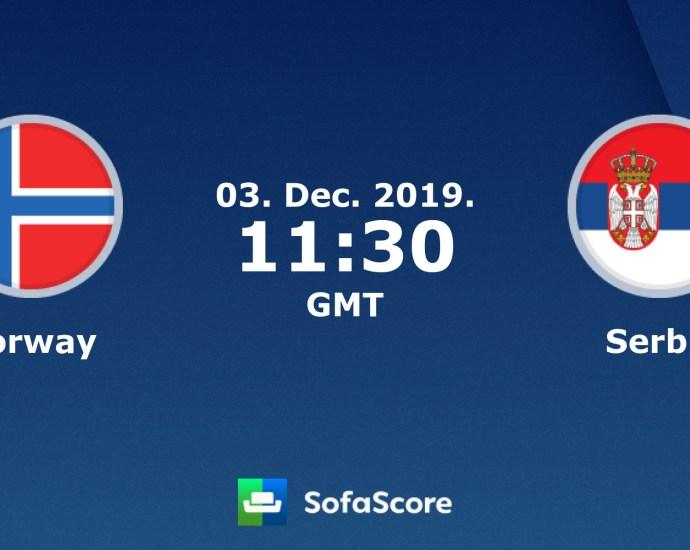 Rukomet Norveška Srbija prenos uživo