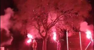 Evo kako su na Orjoj Luci najavili današnju litiju (Video)