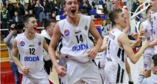 Partizan se plasirao na završni turnir: Danilovgrađanin Đorđije Jovanović, najbolji na turniru