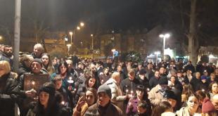 DF Danilovgradoštro osuđuje upad u kuće i privođenje 10 tak uglednih mladih ljudi