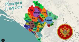 Crnogorska plemena