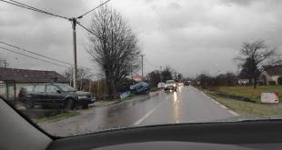 Saobraćajna nezgoda u Kosiću
