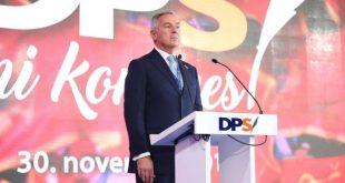 Đukanović kandidat za predsjednika DPS-a, za potpredsjednike Vuković, Rakočević, Eraković, Damjanović…