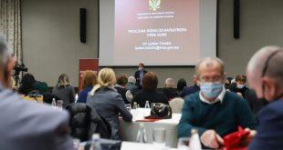 Počele aktivnosti na izradi Nacionalne procjene rizika od katastrofa Crne Gore