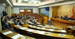 Usvojeni zakoni koje je Đukanović vratio parlamentu
