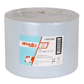 WypAll Extra Large Blue – 1 Ply Paper Wiper