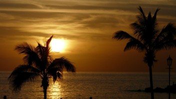 Reisebericht La Palma – Teil 6: Sonnenuntergang in Puerto de Tazacorte