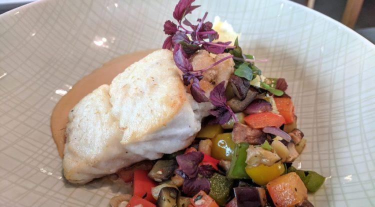 Fisch Kartoffelstampf Sosse