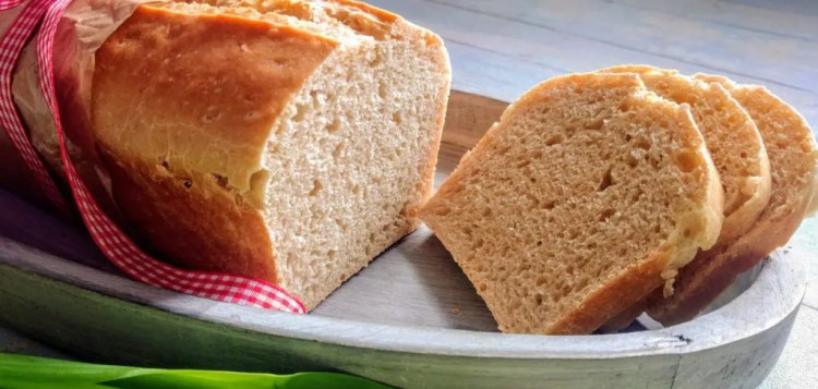 Kräftiges Toast