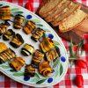 Sizilianische Gemüseröllchen - Involtini di verdure alla siciliana