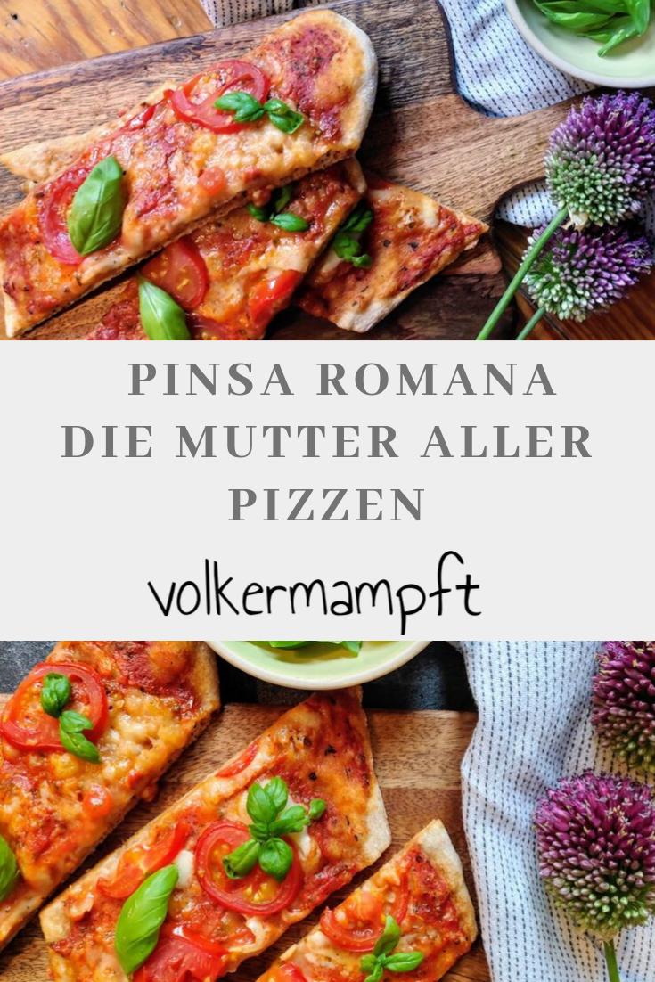 Pinterest Pinsa Romana
