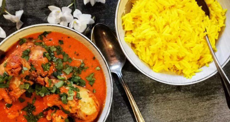 Chicken Tikka Masala - das britische Nationalgericht