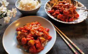 Fisch süß-sauer - der chinesische Klassiker