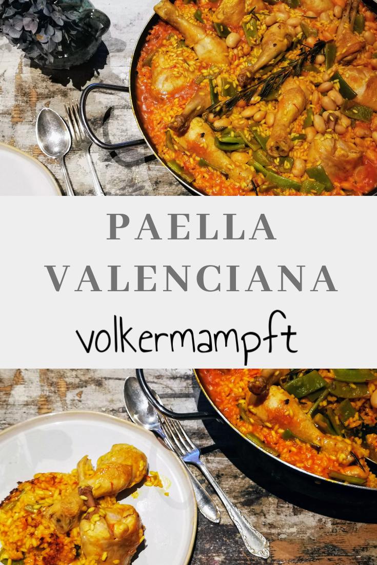 Pinterest Paella Valenciana nach Kitchen Impossible