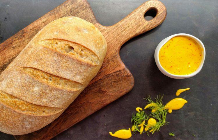 Pain Marette (pain de campagne) - französisches Weißbrot zur Bouillabaisse -header