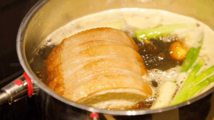 Chashu - japanischer gerollter Schweinbauch für Ramen und Co-4