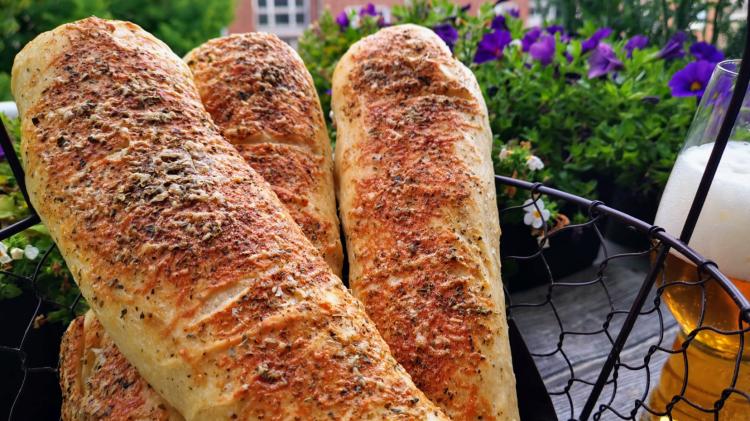 Subway Sandwiches – Rezept mit (süßem) Sauerteig