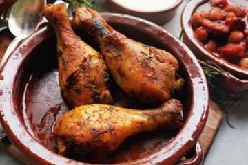 Maurisches Hähnchen - Rezept für leckere Tapas
