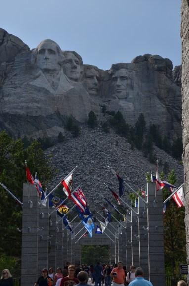 Mt Rushmore patriotism