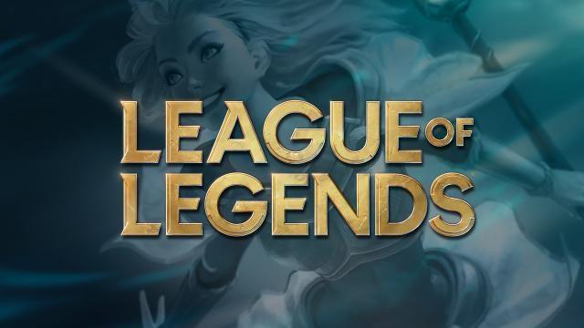 Legendariamente el nuevo logo oficial de League of Legends. Fuente: Riot Games