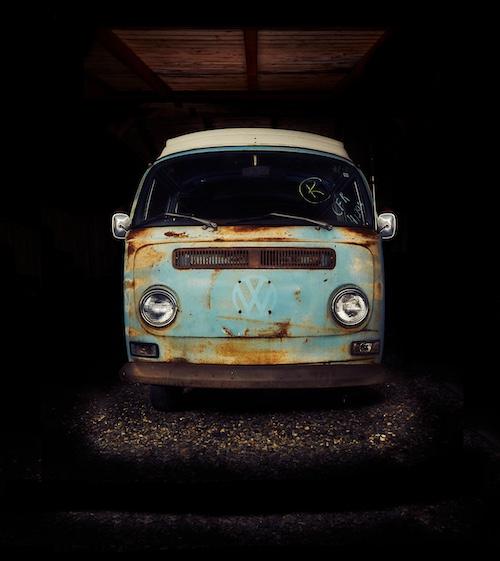 Volkswagen VW T2 Camper