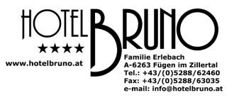 Briefkopf Hotel Bruno