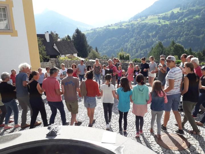 Walserherbst Festival in Kooperation mit dem Vorarlberger Landeskonservatorium und dem Vorarlberger Volksliedwerk