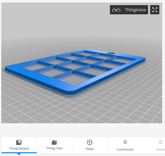 Using the Thingiverse Customizer - Volksswitch