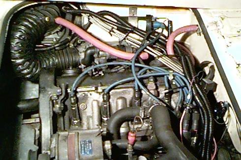 installed engine
