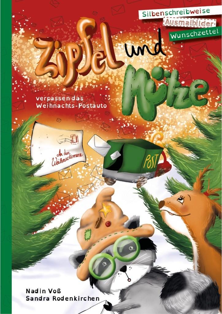 Zipfel und Muetze verpassen das Weihnachtspostauto