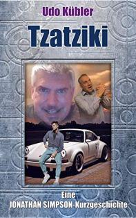 Tzatziki Eine JONATHAN SIMPSON Kurzgeschichte