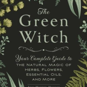 Boek: The Green Witch - VolleMaanKalender.nl