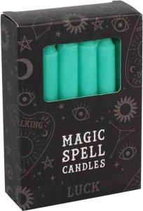 Magic Spell kaarsen groen