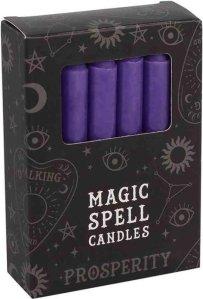 Magic Spell kaarsen paars