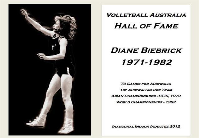 Di Biebrick  – Women's Indoor