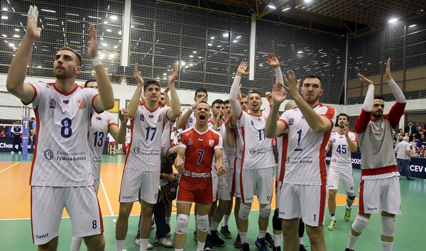 Champions League: Golden Sets launch Vojvodina Novi Sad and Mladost Zagreb to 3rd Round