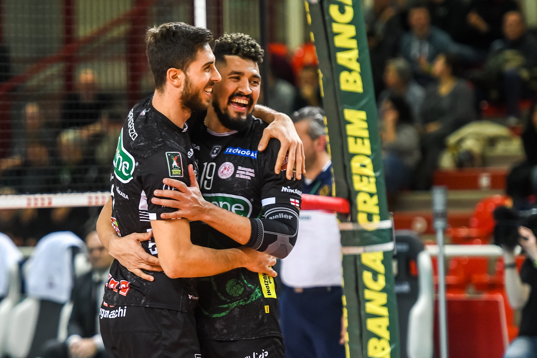 Italy: Perugia, Modena and Padova victorious in Round 17