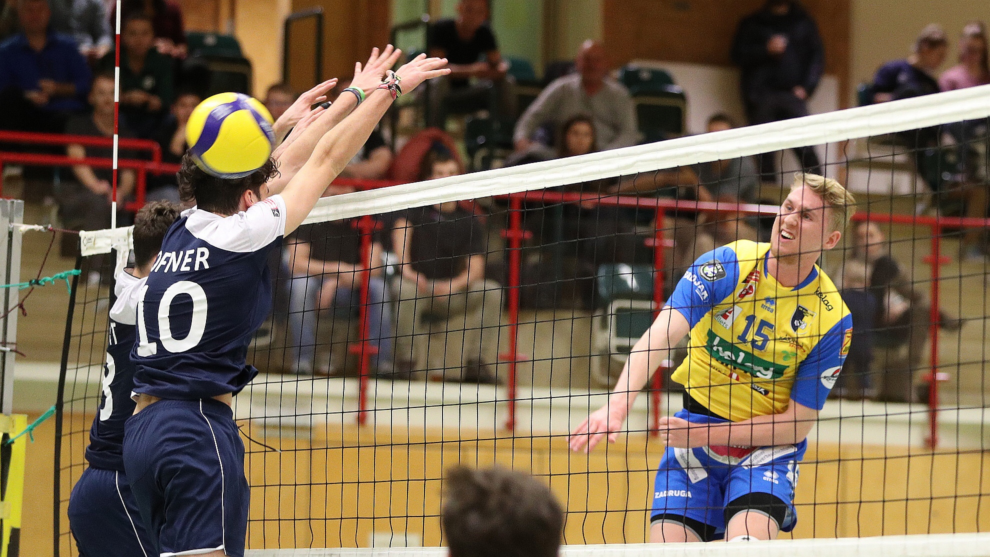 Austria: Graz first semifinalist – As predicted, Aich/Dob demolished Sokol in the last Game 1 of quarterfinals!