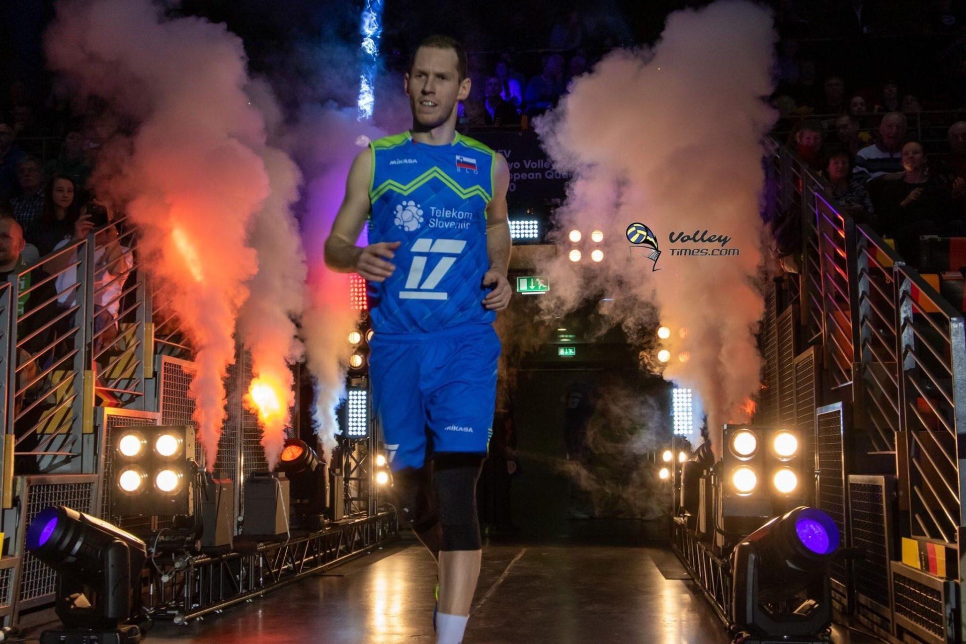 Urnaut retires from Slovenia National Team