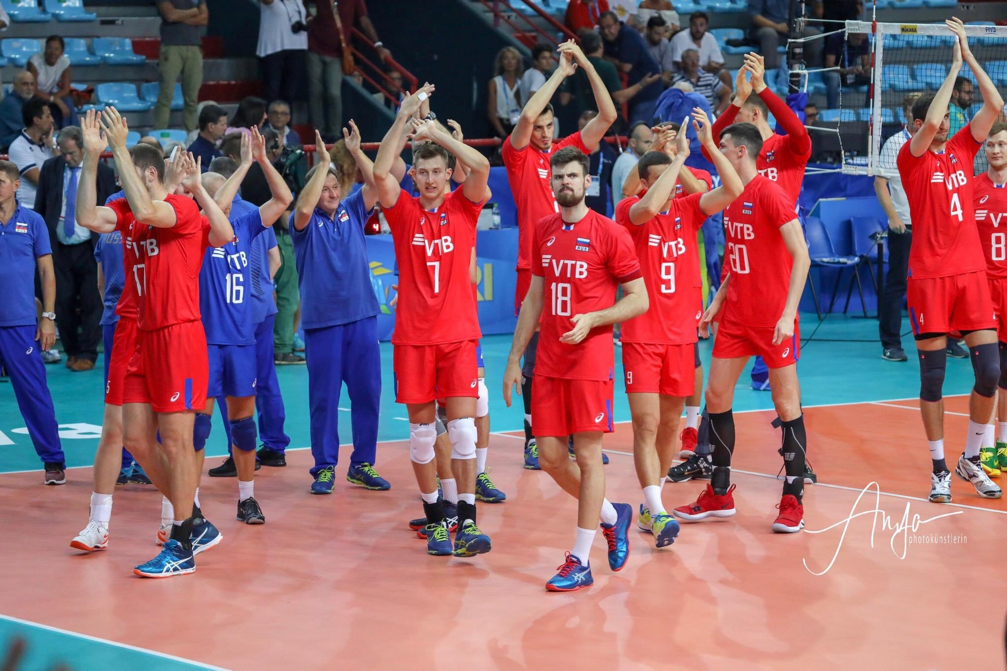 Both men's and women's nationals teams of Russia announce preliminary lists