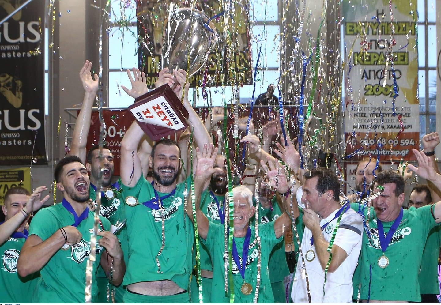 Greece: Panathinaikos champion after 14 years! Olympiacos defeated also in Game 2!