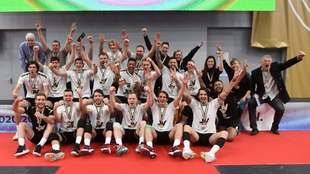 Hungarian Cup: Back-to-back title for Pénzügyőr